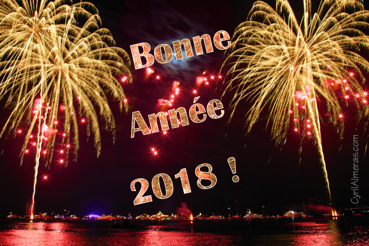 Image Bonne Année 2017