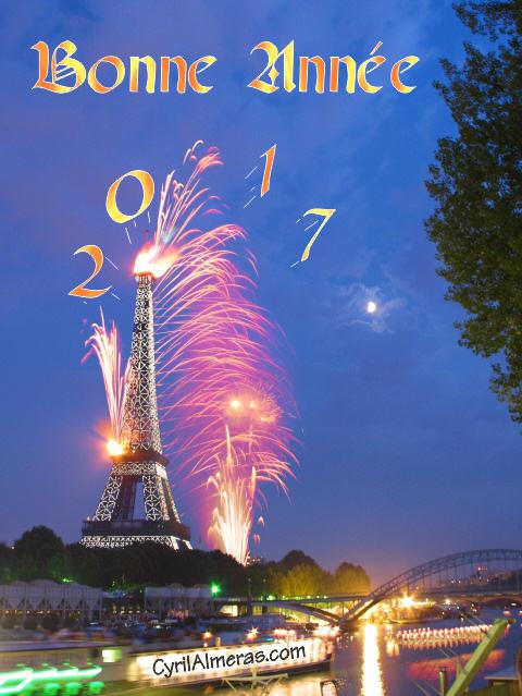Cartes bonne annee 2017 - Carte voeux gratuite 2017 ...