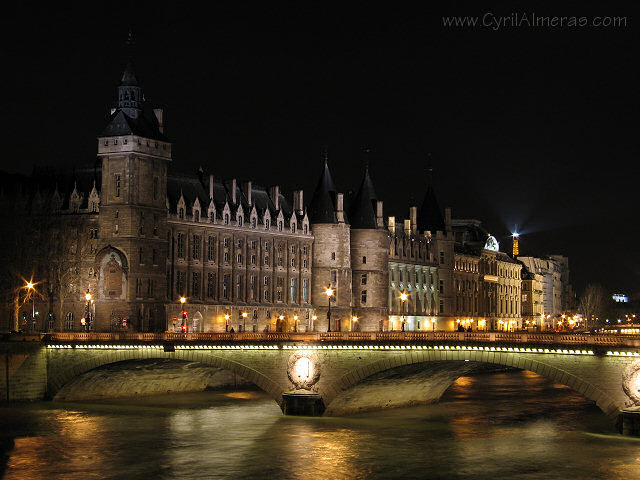 Photos de paris et de l 39 ile de france la nuit for Piscine de nuit paris