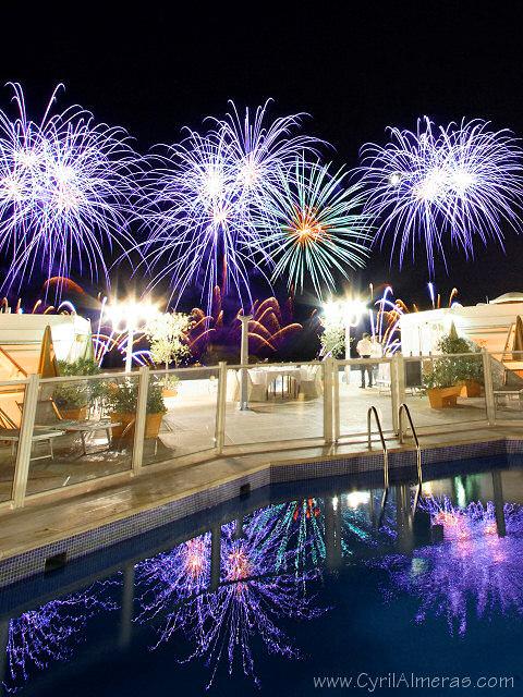 Concours pyrotechnique saint palais sur mer